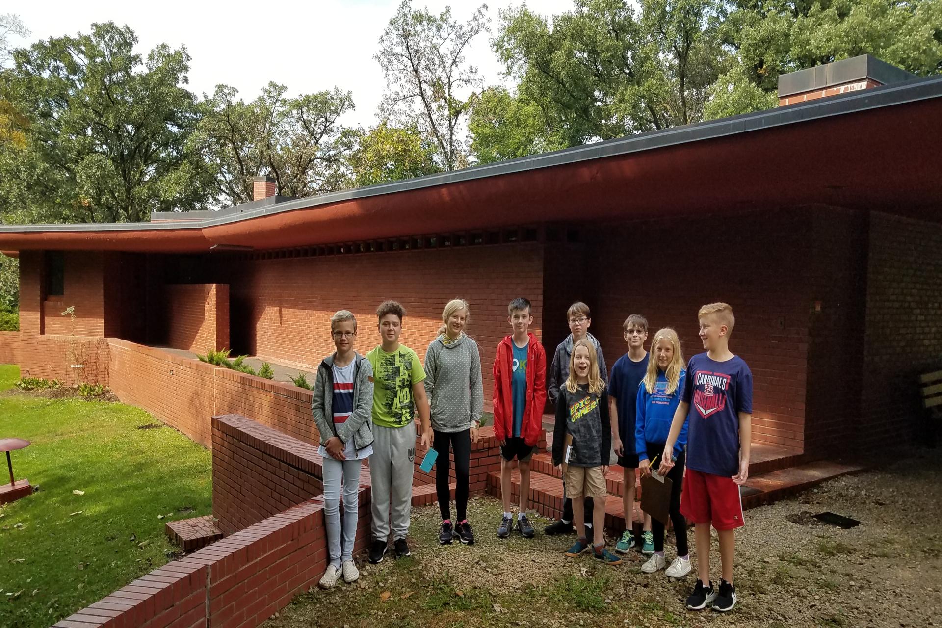 summit middle school field trip