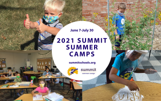 Summit 2021 Summer Camps